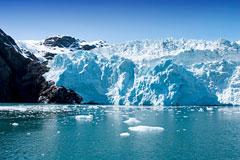 Hubbard Glacier, Seward Alaska