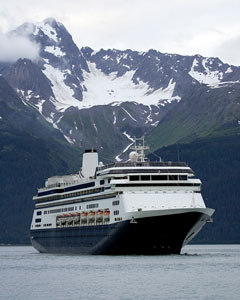 Alaska Marine Highway ship, Seward Alaska